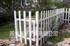蘇州PVC塑鋼護欄