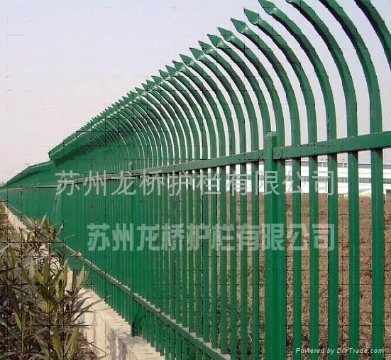 苏州厂房围栏 3