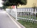 上海PVC草坪护栏 2
