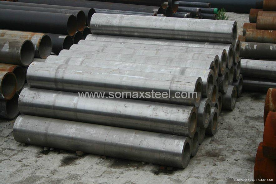ASTM A334 Gr.6  Alloy Steel Seamless Pipe  2