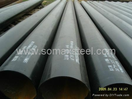 Carbon Steel Seamless Pipe ASTM A106 Gr.B 1