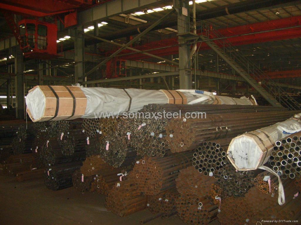 ASTM A214 Carbon Steel ERW Tube  1