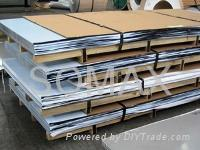 No.8 Mirror Finish Stainless Steel Sheet 1