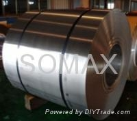 AISI304 2B Stainless Steel Coil