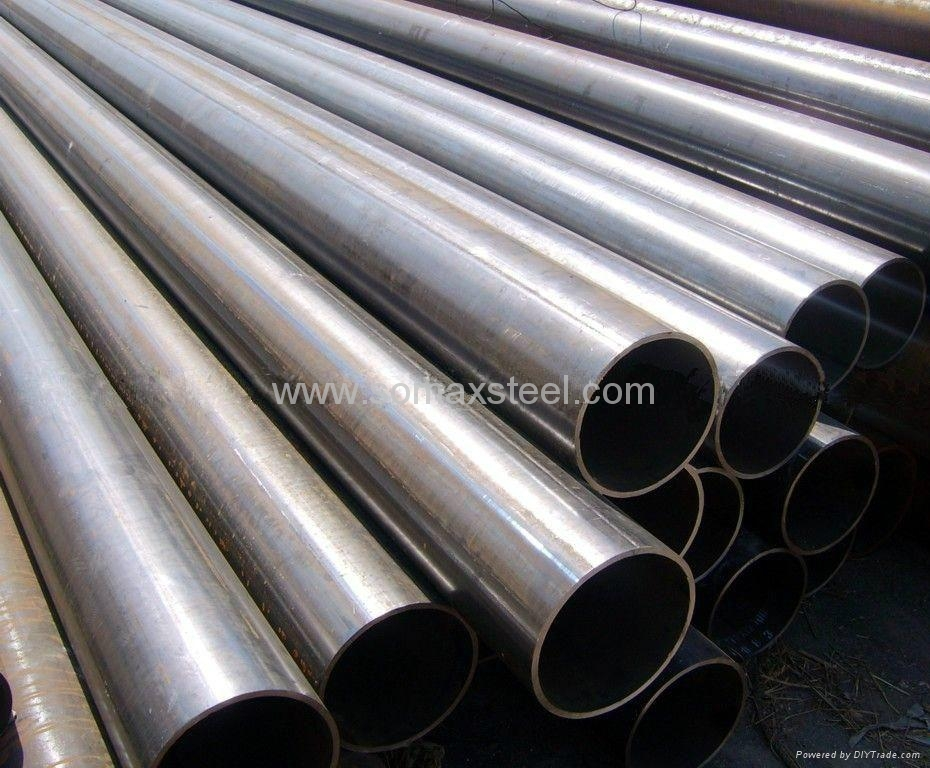 ASTM A53 Gr. B Carbon Steel Welded Pipe  1