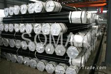 ASTM A295 Seamless Steel Bearing Tube  1