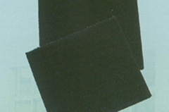 活性碳浸漬發泡材料