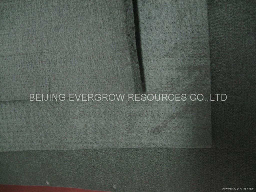 GRAPHITE FELT 碳纤维毡  碳纤维隔热材料
