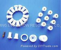 PTFE MACHINED PARTS 2