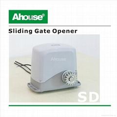 Ahouse Solar Sliding Gate Opener (CE&IP57)