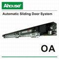 Ahouse automatic sliding door system- OA 1