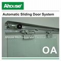 Ahouse automatic sliding door system- OA 2