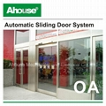 Ahouse automatic sliding door system- OA 4