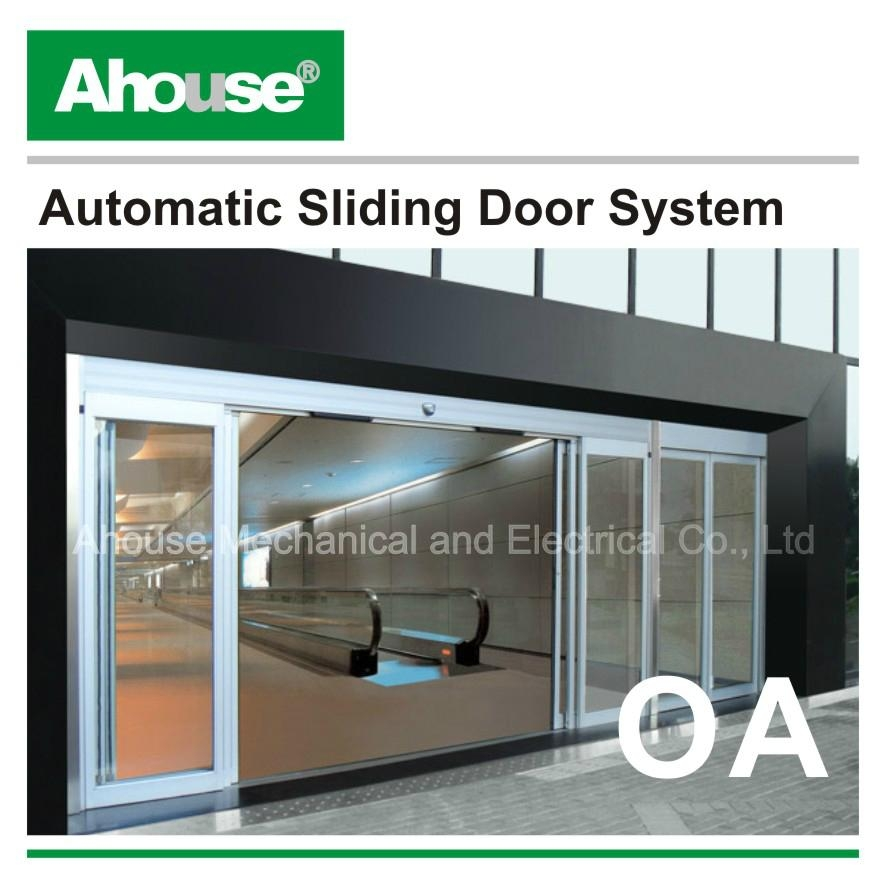 Ahouse automatic sliding door system- OA 5