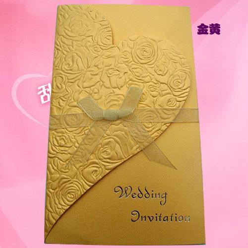 Wedding invitation China Manufacturer Label Tag Packaging