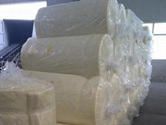 隔音玻璃棉毡 优质隔音棉 玻璃棉 隔断用玻璃棉
