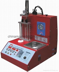 2 Jars Motor Fuel Injector Tester Cleaner MT-20