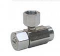 高精密均等扇形清洗喷嘴 VVEA6010