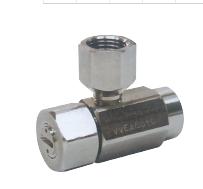 高精密均等扇形清洗喷嘴 1/8VVEA6010
