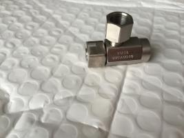 高精密均等扇形清洗噴嘴 1/8VVEA6010 4