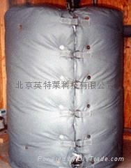 可重复使用油桶隔热套 1