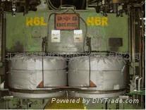 可拆卸式硫化機節能保溫套