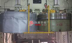 硫化机上热板隔热被,硫化机保温衣