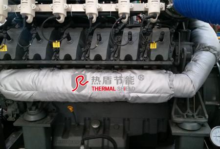 排气管隔热套 2