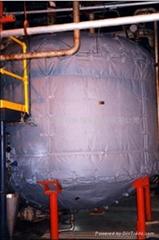 可拆卸式反應釜保溫套