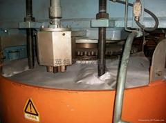 硫化機上熱板節能隔熱被