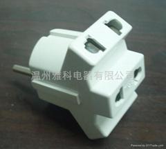 转换插座(321A)