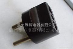 胶木转换插座(314D)