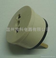 转换插座(314D-2)
