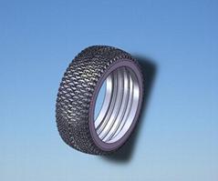 模型車輪胎