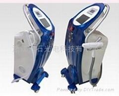 Yag laser and IPL beauty equipment