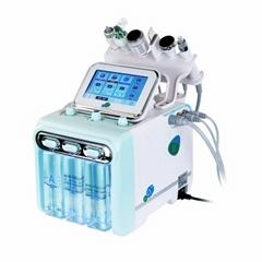 韩国氢氧小气泡清洁美容仪皮肤管理去吸黑头补水注氧仪