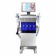 海菲秀大气泡清洁美容仪器注氧导入仪射频嫩肤补水仪