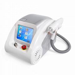 小型台式皮秒祛斑仪器755蜂巢激光扫斑洗眉洗纹身机器