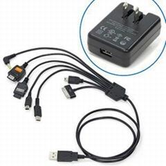 销售5V1A USB锂电池充电器