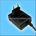 销售12W美式开关电源适配器 2