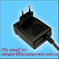 銷售12W歐規開關電源適配器