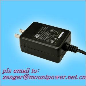 销售15W美式开关电源适配器 1