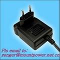 销售15W欧规开关电源适配器 1