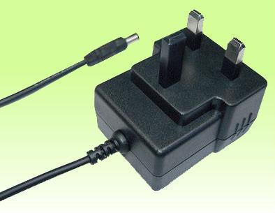Sell 15W Series Wall mount Switching AC/DC Adapters  (UK plug) 3