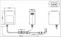 销售12V1.5A 桌面式开关电源适配器 GEO151DA-120150 2