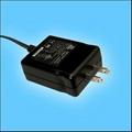 销售18W美式开关电源适配器