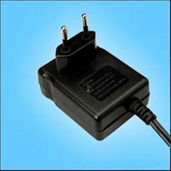 銷售18W歐洲開關電源適配器
