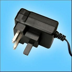 Sell 18W Series Wall mount Switching AC/DC Adapters  (UK plug)