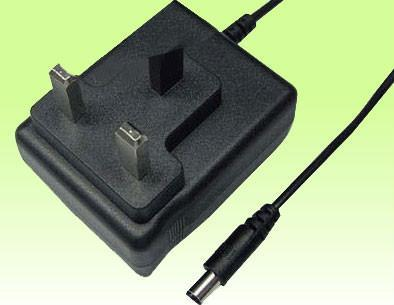 Sell 18W Series Wall mount Switching AC/DC Adapters  (UK plug) 3