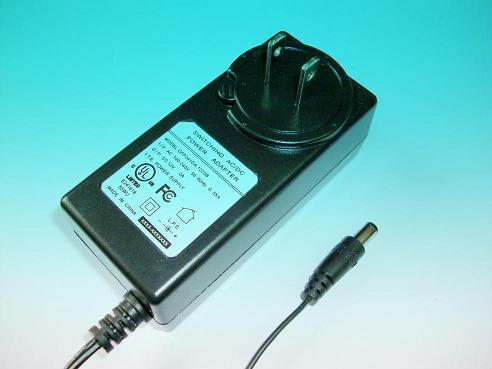24W美式插头开关电源适配器 3